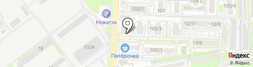 Семь пятниц на карте Ростова-на-Дону