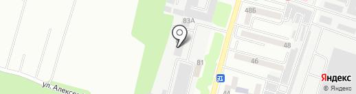 Поливторг на карте Ростова-на-Дону
