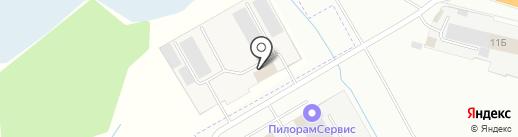 КБК на карте Ивняков