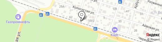 ДДД мебель на карте Ростова-на-Дону