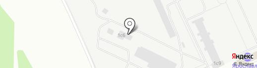 ФАЭКС на карте Ярославля