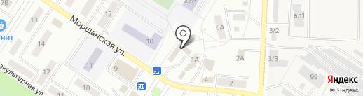 Многопрофильный магазин на карте Липецка
