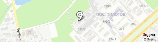 Ростовский референтный центр Россельхознадзора, ФГБУ на карте Ростова-на-Дону
