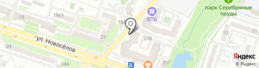 VEKA на карте Рязани