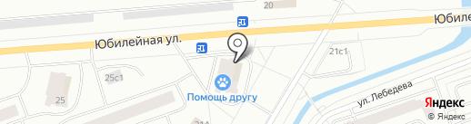 ФИТ Сервис на карте Северодвинска
