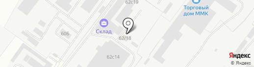 Бендикс-сервис на карте Ярославля