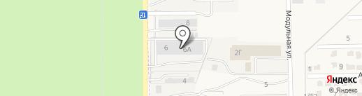 Приосколье на карте Камышевахи