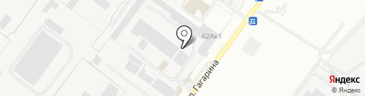 AquaДом на карте Ярославля