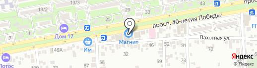 Юлмарт на карте Ростова-на-Дону