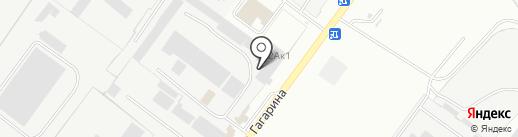 СтальМастер на карте Ярославля