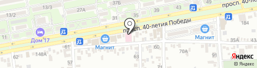 Big dance на карте Ростова-на-Дону