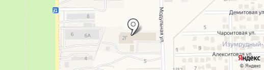 Аква Маркет на карте Камышевахи