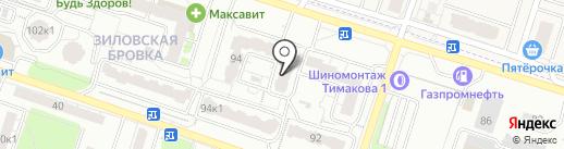 АСЭЛЕКТРО на карте Рязани