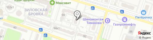 Рязанский Ремонтный Центр на карте Рязани