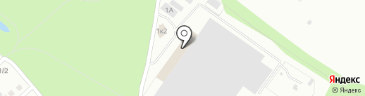 Мастер-М на карте Рязани