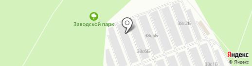 АвтоЭлита на карте Северодвинска