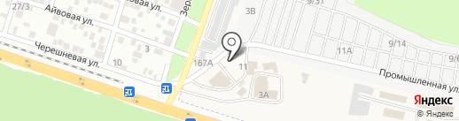 ЮК Монтаж на карте Янтарного