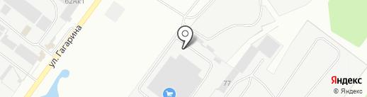 Металлоторг на карте Ярославля