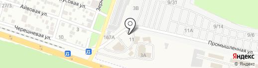 ТеплоГазСклад на карте Янтарного