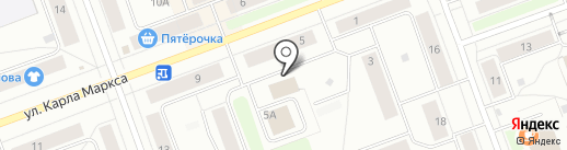 Soundmaster на карте Северодвинска