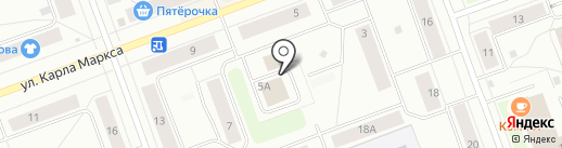 ВесьСеверодвинск.РФ на карте Северодвинска