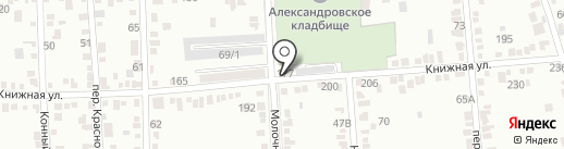 Металл Плюс на карте Ростова-на-Дону