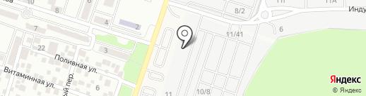 Грундфос на карте Янтарного