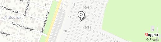Торговая компания на карте Янтарного