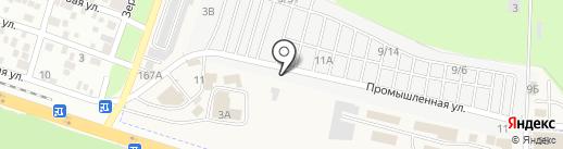 Магазин замков на карте Янтарного