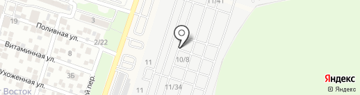 Магазин крепежа на карте Янтарного
