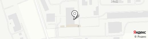 Мега фрукт+ на карте Вологды