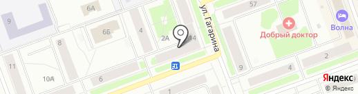 Северодвинский центр экспертиз на карте Северодвинска