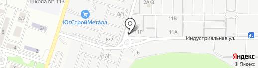 IdaLatex на карте Янтарного