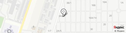 Мегаполис Сантехника на карте Янтарного
