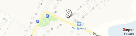 Парикмахерская на карте Казинки