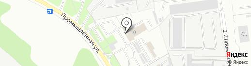 Центр кинологической службы на карте Ярославля