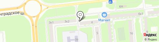 ПАМЯТНИКИ35 на карте Вологды