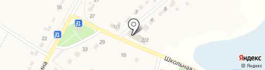 Казиночка на карте Казинки