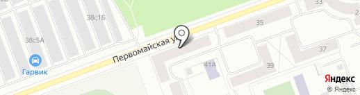 ТМК Инструмент на карте Северодвинска