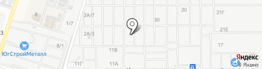 Акватека-Дон на карте Янтарного