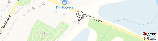 Фельдшерско-акушерский пункт на карте Казинки