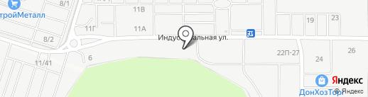 Джакуззи на карте Янтарного