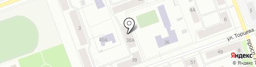 ЖКК №2 на карте Северодвинска