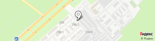 Мультибрендовый автосервис на карте Ростова-на-Дону