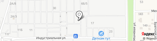 Магазин торгового оборудования на карте Янтарного