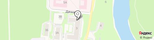 Банкомат, Банк СГБ, ПАО на карте Кувшиново