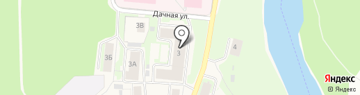 Продукты на карте Кувшиново