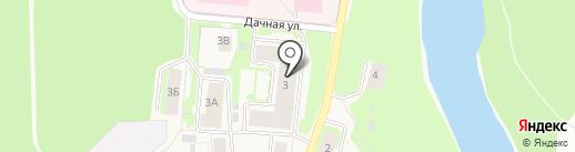 Банкомат, СГБ на карте Кувшиново