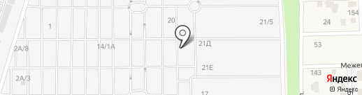 MAGNUM на карте Янтарного