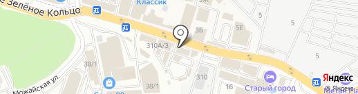 Магазин салютов на карте Ростова-на-Дону
